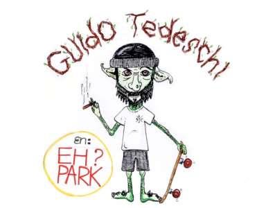 Guido Tedeschi en Ehpark