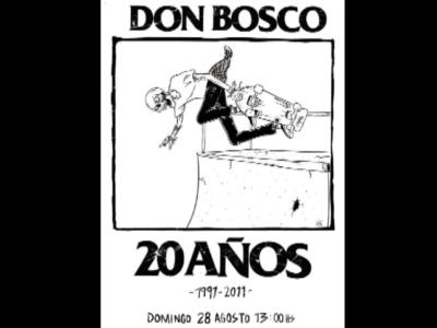 Don Bosco 20 años.