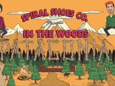 «IN THE WOODS» – SPIRAL SHOES – BARILOCHE PATAGONIA