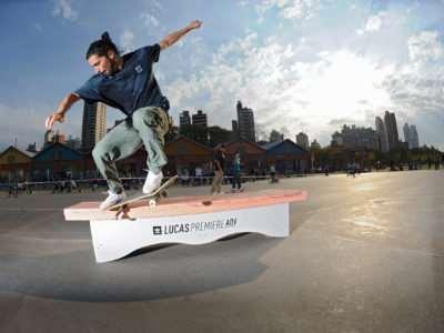 Lanzamiento adidas skateboarding Lucas Premiere ADV en Rosario