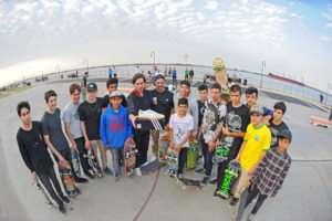 Skaters rosarinos