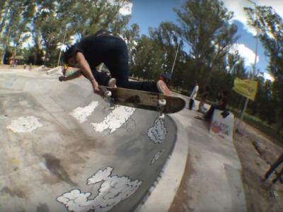 Skate y Costillar en Lobos