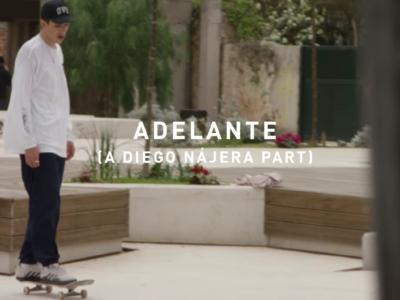ADELANTE /// Diego Nájera