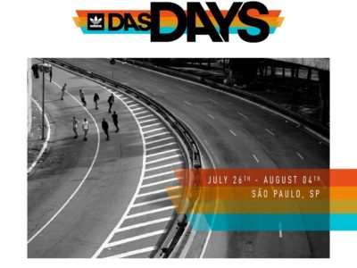 Adidas skateboarding presenta Das Days