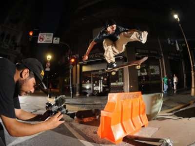 Presentacion adidas Skateboarding /// 3st004