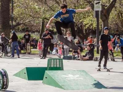 Adidas Skateboarding /// Keep Buenos Aires clean