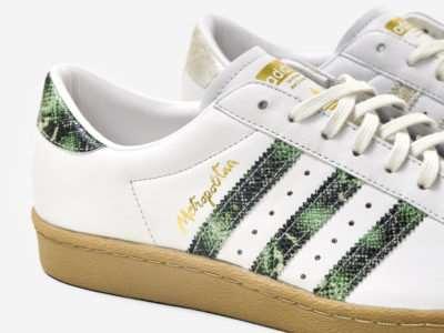 Adidas skateboarding /// superstar 80s
