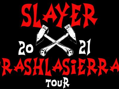 Slayer ¨Trashlasierras tour¨