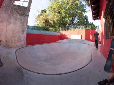 Visita a Red House Bowl