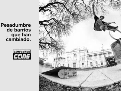 Converse CONS | Pesadumbre de Barrios que han cambiado
