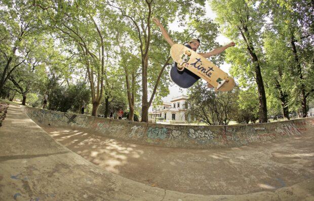 Tinte Skateboarding